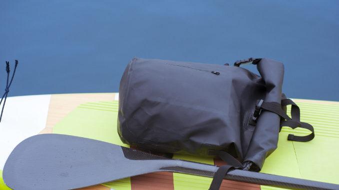 2 stücke Wasserdichte Packsack für Outdoor Kanu Bootfahren Kajakfahren