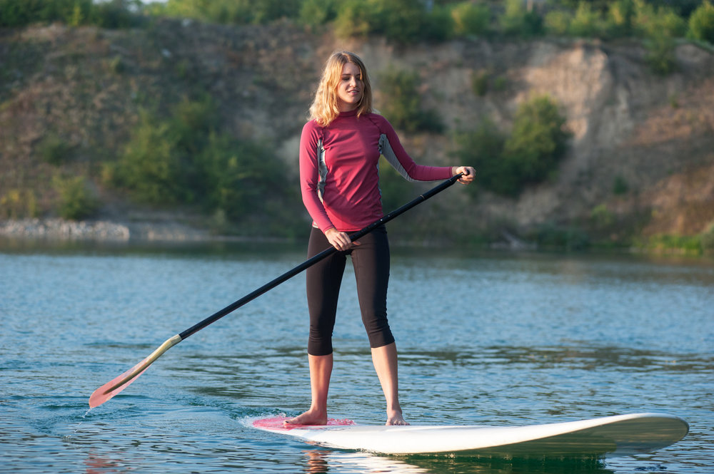 Hardboard Stand Up Paddle Board